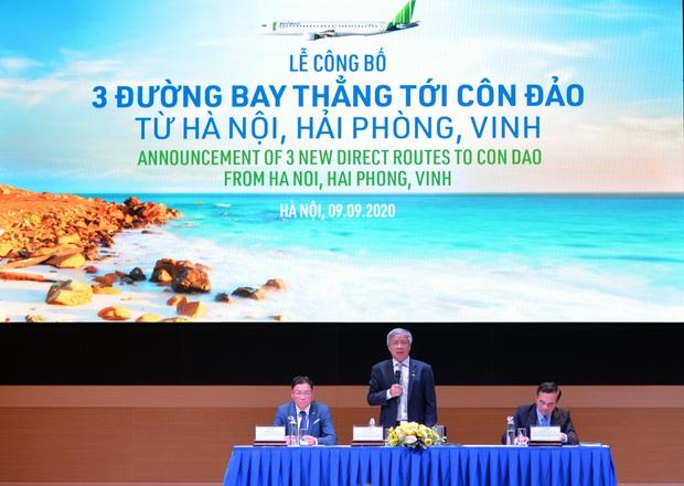 Mở đường bay thẳng từ Hà Nội và các tỉnh phía bắc tới Côn Đảo trong cuối tháng 9 - Ảnh 1.