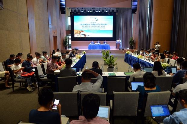 Mở đường bay thẳng từ Hà Nội và các tỉnh phía bắc tới Côn Đảo trong cuối tháng 9 - Ảnh 2.