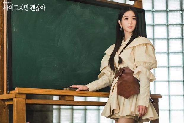 Chị em thi nhau copy style của Go Moon Young: Không nói đến thần thái, chỉ nhìn cách mix đồ đã thấy sai nhẹ - Ảnh 2.