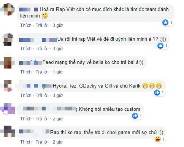 Karik cùng team Rap Việt phá đảo LMHT, múa Yasuo dẻo như kẹo kéo, không thua gì các boy one champ - Ảnh 6.