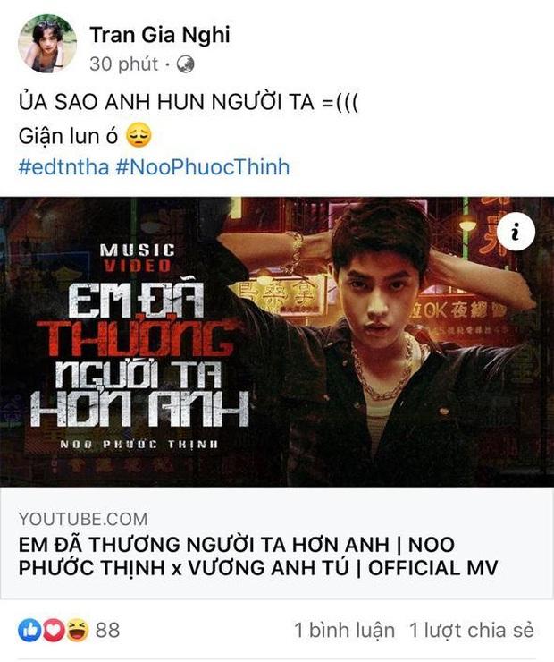 Đông Nhi suy nhược vì bị em bé tung cước, Minh Hằng khẳng định quá bánh cuốn khi xem MV mới của Noo Phước Thịnh - Ảnh 7.