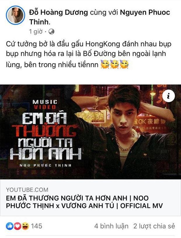 Đông Nhi suy nhược vì bị em bé tung cước, Minh Hằng khẳng định quá bánh cuốn khi xem MV mới của Noo Phước Thịnh - Ảnh 8.
