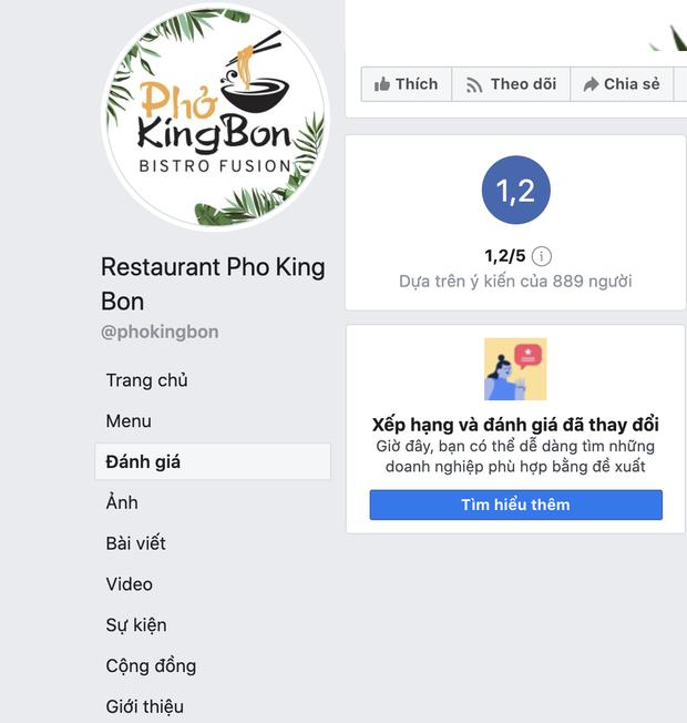 Cố tình làm menu chế Phở thành từ tục tĩu, một nhà hàng ở Canada bị cư dân mạng đồng loạt đánh 1 sao - Ảnh 2.