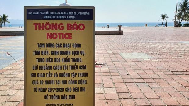 Đà Nẵng dự kiến cho người dân tắm biển, nhà hàng mở cửa và học sinh đi học trở lại - Ảnh 2.