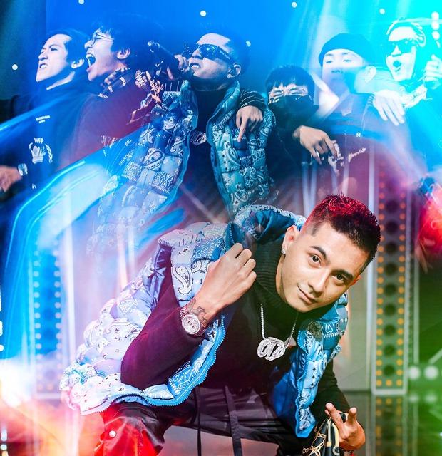 Top 8 Rap Việt đã trưởng thành thế nào sau hành trình hơn 3 tháng qua? - Ảnh 9.