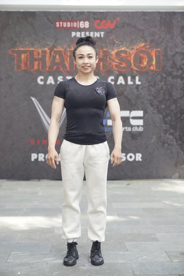 Lộ diện 8 đả nữ sáng giá cho vai Thanh Sói: Hội The Face - Top Model tụ họp, cái tên thứ 3 lại gây bất ngờ nhất! - Ảnh 4.