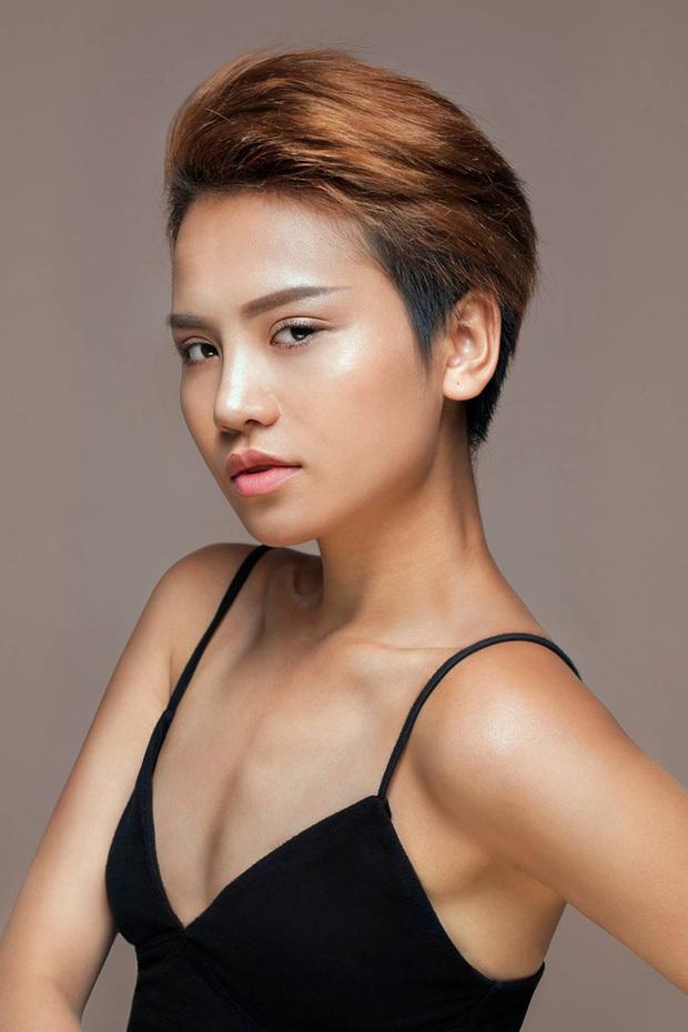 Nhan sắc thừa nhận dao kéo của tình tin đồn Huỳnh Phương từ lúc thi Hoa hậu, Next Top đến hiện tại - Ảnh 7.