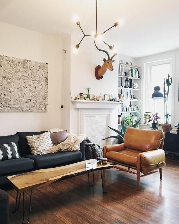 Tránh 5 điều sau nếu bạn không muốn biến không gian phòng khách thành thảm họa - Ảnh 3.