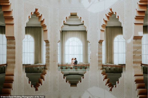 Loạt tác phẩm lọt top giải thưởng nhiếp ảnh đám cưới thế giới khiến bất cứ chị em nào cũng muốn thuê ngay về chụp 1 bộ - Ảnh 6.