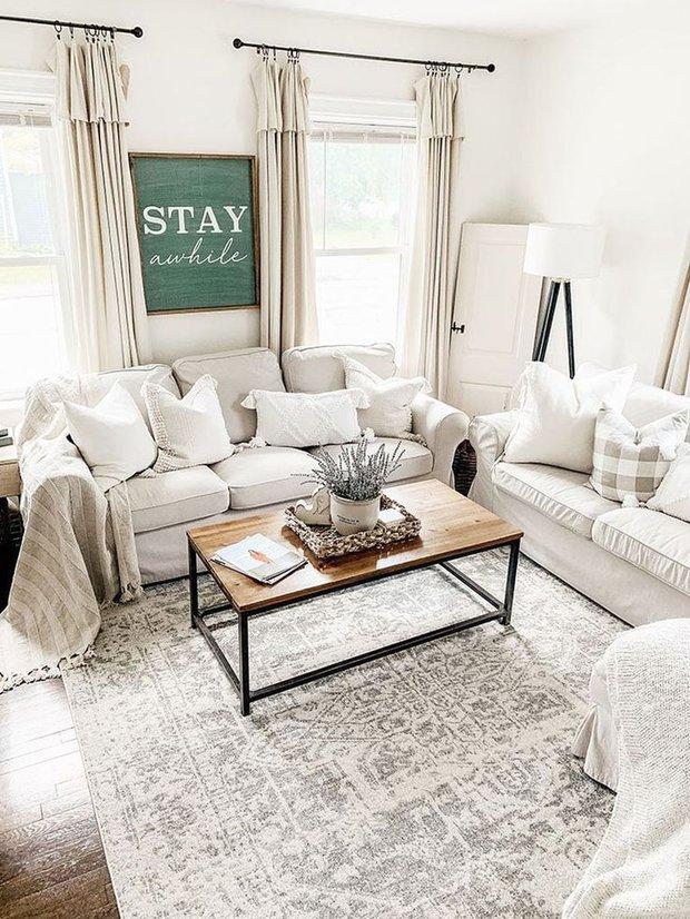 Tránh 5 điều sau nếu bạn không muốn biến không gian phòng khách thành thảm họa - Ảnh 4.
