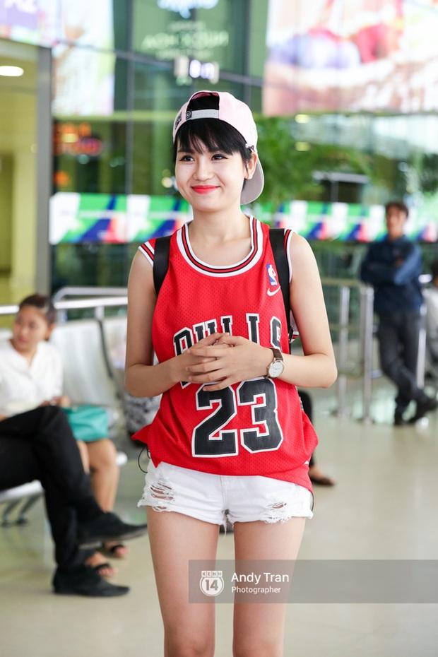 Nhan sắc thừa nhận dao kéo của tình tin đồn Huỳnh Phương từ lúc thi Hoa hậu, Next Top đến hiện tại - Ảnh 4.