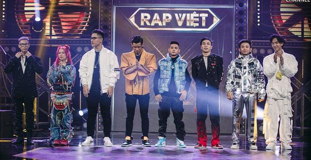 Bất ngờ chưa? Dế Choắt vượt mặt GDucky đăng quang Quán quân Rap Việt mùa đầu tiên - Ảnh 1.