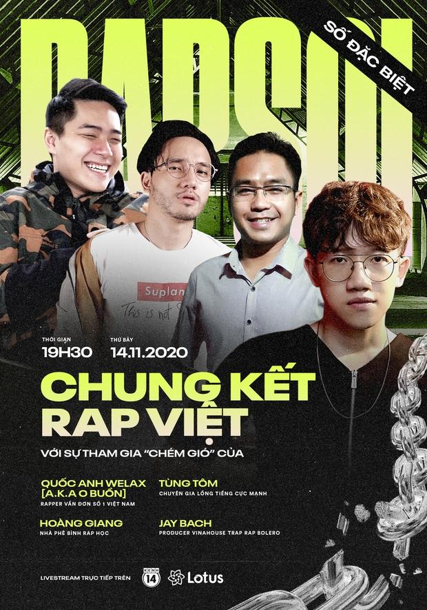 Sau dàn sao quốc tế và Andree, Min sẽ có màn kết hợp với ai đó tại Chung kết Rap Việt với bản hit Trên Tình Bạn Dưới Tình Yêu? - Ảnh 8.