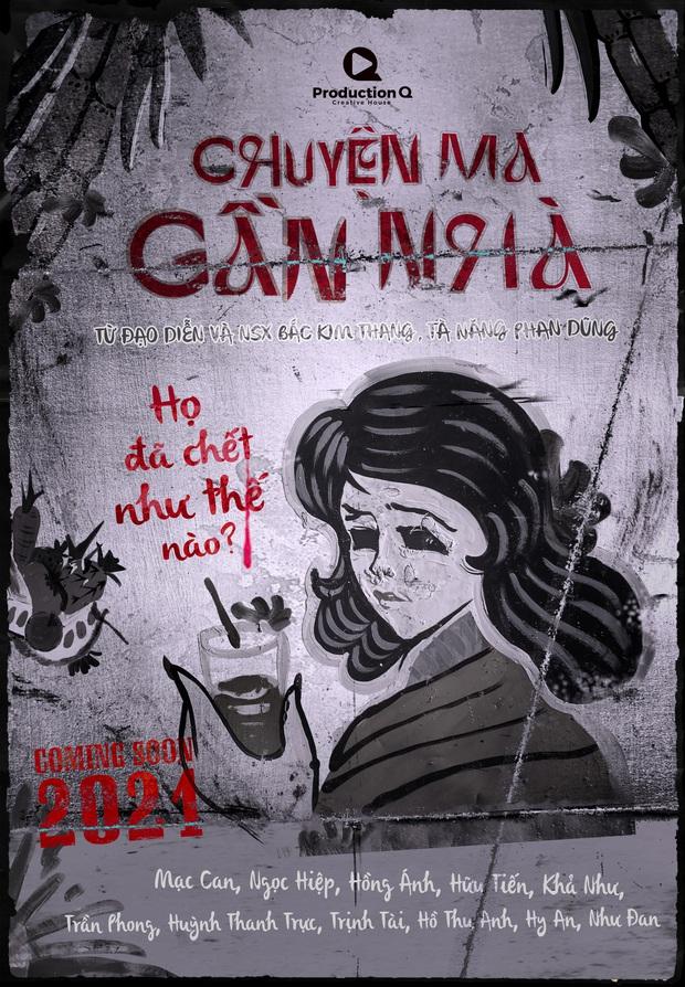 Hết hồn chưa, cô Mía nổi tiếng trong tuổi thơ giới trẻ Việt giờ đã có phim ma riêng rồi này! - Ảnh 2.