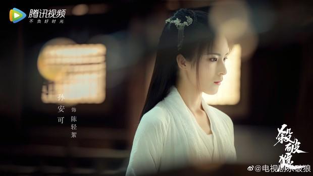 Sát Phá Lang tung ảnh nhân vật đẹp như mơ nhưng cặp cha con lại trông như anh em sinh đôi? - Ảnh 11.