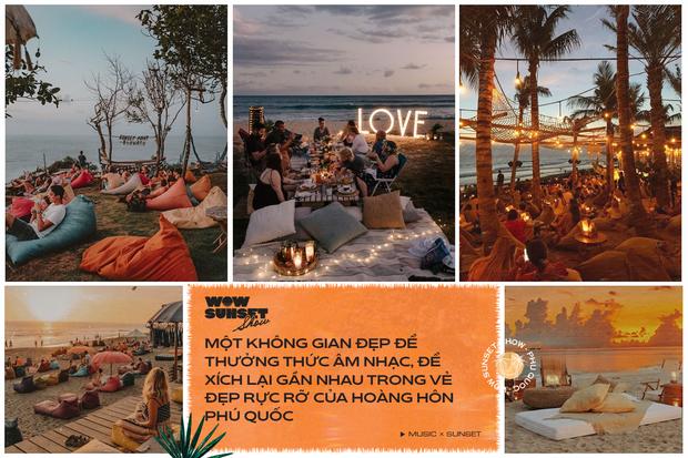 WOW Sunset Show: Concert chiêm ngưỡng bầu trời mê hoặc trong hoàng hôn đẹp bậc nhất Việt Nam tại Phú Quốc - Ảnh 4.