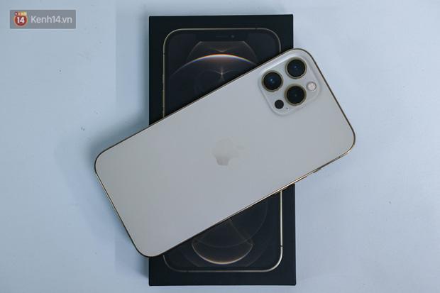 Mở hộp iPhone 12 Pro Max vừa về Việt Nam - Ảnh 5.