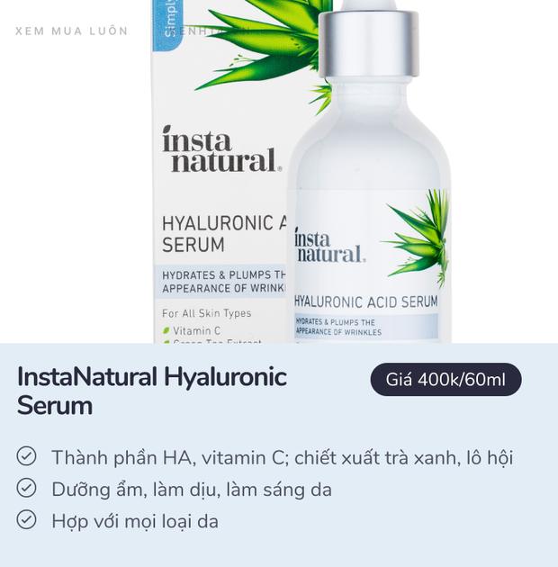 7 serum cấp ẩm đỉnh cao cho da căng mọng ngày hanh hao - Ảnh 12.