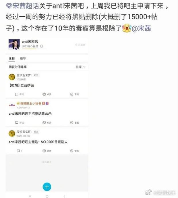 Fan Victoria f(x) khiến Cnet ngả mũ bái phục: Nằm vùng trong nhóm anti 10 năm trời để tìm cơ hội báo thù cực gắt cho idol - Ảnh 3.