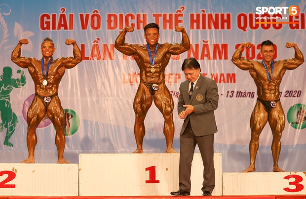 Từ 146 kg, chàng trai béo phì lột xác thành nhà vô địch tuyệt đối ở Giải thể hình danh giá nhất Việt Nam - Ảnh 3.