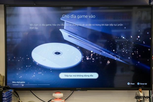 Cận cảnh PlayStation 5 đầu tiên vừa về Việt Nam, giá 34,5 triệu đồng - Ảnh 12.