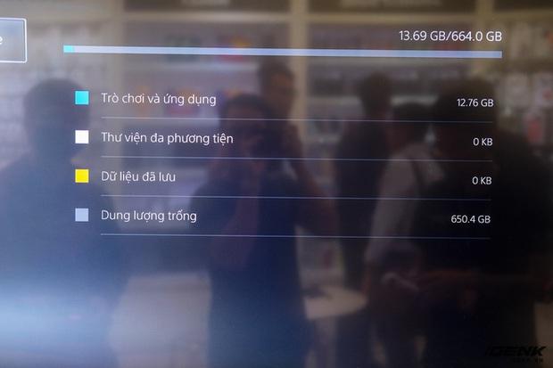 Cận cảnh PlayStation 5 đầu tiên vừa về Việt Nam, giá 34,5 triệu đồng - Ảnh 14.
