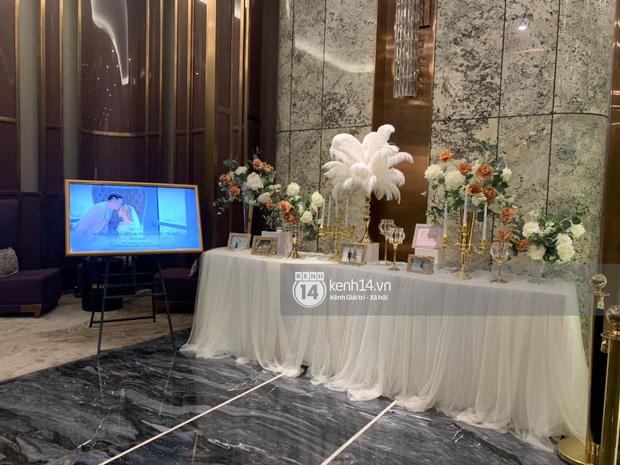 Hé lộ những hình ảnh đầu tiên tại đám cưới trong toà nhà cao hơn 400m của Xemesis và vợ trẻ 2k2 - Ảnh 4.