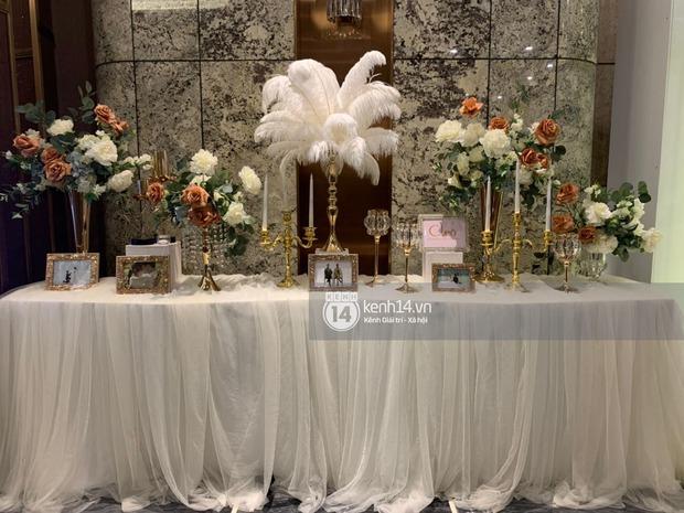Hé lộ những hình ảnh đầu tiên tại đám cưới trong toà nhà cao hơn 400m của Xemesis và vợ trẻ 2k2 - Ảnh 5.