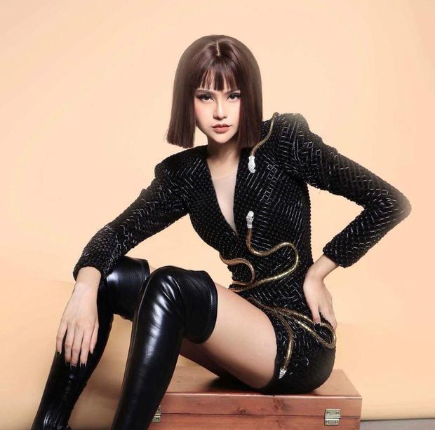 Nhan sắc thừa nhận dao kéo của tình tin đồn Huỳnh Phương từ lúc thi Hoa hậu, Next Top đến hiện tại - Ảnh 11.