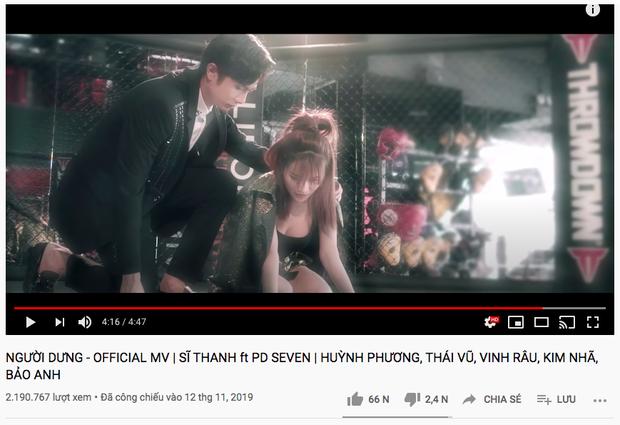 Tròn 1 năm trước ngày chia tay, Sĩ Thanh và Huỳnh Phương ra MV duy nhất kết hợp với nhau, tên bài hát như dự đoán kết cục - Ảnh 5.