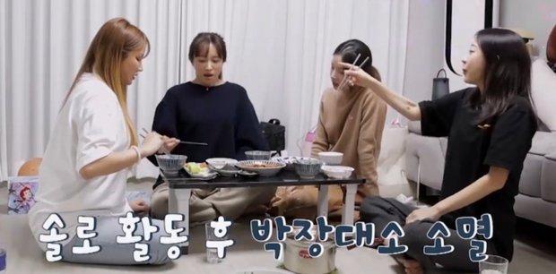 Hyerin (EXID) khiến fan xót xa khi tiết lộ phải làm việc bán thời gian tại nhà hàng sau khi rã nhóm - Ảnh 6.