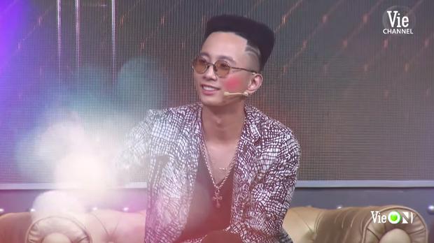 Jack bất ngờ góp giọng làm nền cho màn làm hoà thế kỉ của Karik và Rhymastic ở Chung kết Rap Việt? - Ảnh 6.