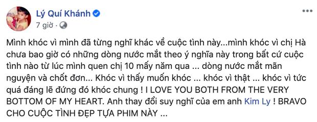 Cả Vbiz rần rần vì clip của Hà Hồ - Kim Lý: Hari Won nhắc đến màn cầu hôn trăm triệu năm xưa, Đông Nhi - Trương Quỳnh Anh vỡ oà - Ảnh 7.
