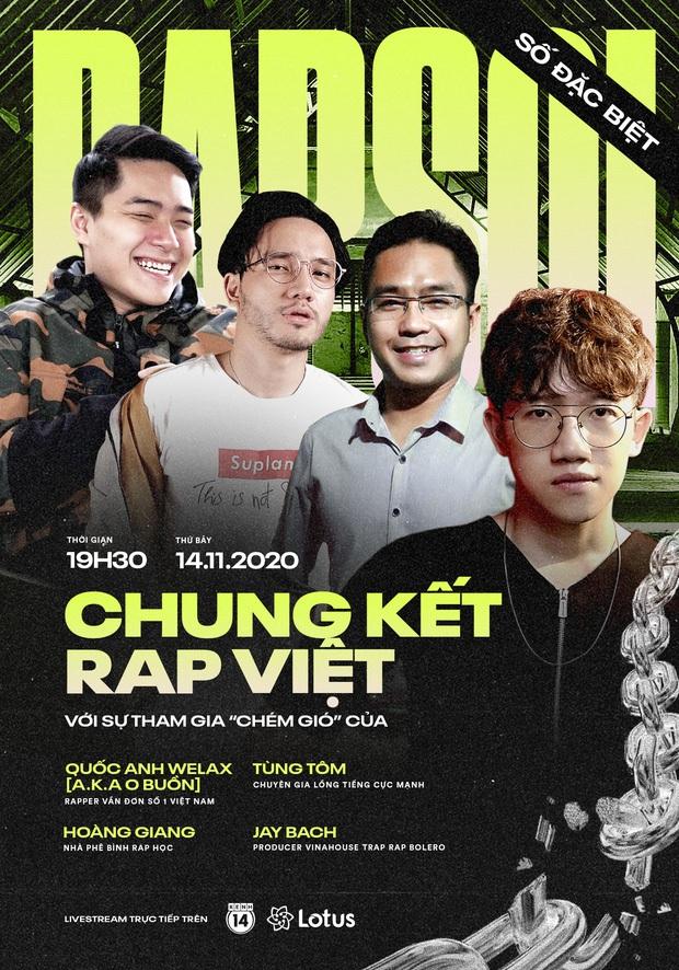 Thảm đỏ Chung kết Rap Việt: Suboi khoe răng kim cương, Diễm My 9X quá ngầu, Binz - Karik dính nhau như sam - Ảnh 30.