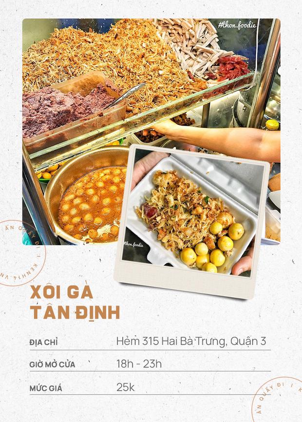 10 hàng xôi ngon nức tiếng đất Sài Gòn: Chưa bao giờ thấy vắng bóng khách, có nơi ngày bán trăm ký vẫn không đủ - Ảnh 4.