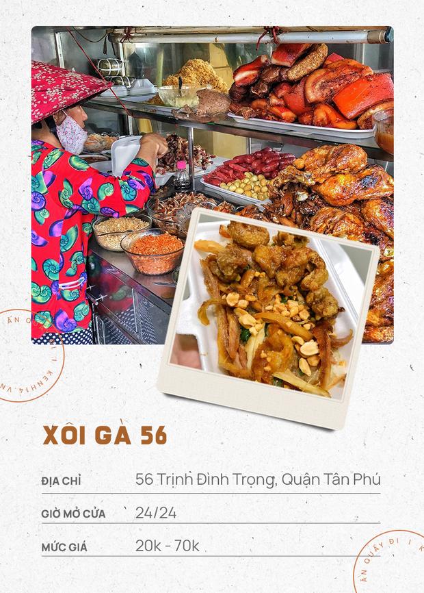 10 hàng xôi ngon nức tiếng đất Sài Gòn: Chưa bao giờ thấy vắng bóng khách, có nơi ngày bán trăm ký vẫn không đủ - Ảnh 10.