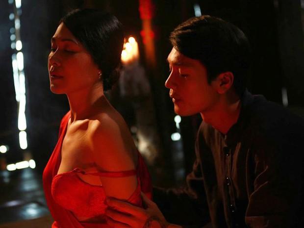 5 án mạng rùng rợn trên phim Việt: Quang Tuấn hai lần ái tử thi, Hoàng Thùy Linh ở không cũng thành sát nhân? - Ảnh 13.