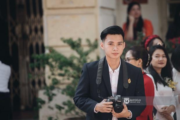 Trường Việt Đức kỷ niệm 65 năm: Đỗ Mỹ Linh xinh xuất thần, dàn khách mời khủng có Tuấn Hưng và thí sinh Rap Việt - Ảnh 11.