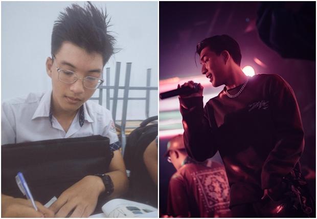 Thí sinh Rap Việt và King of Rap khoe ảnh hiếm thời đi học, bất ngờ nhất là thành tích học siêu đỉnh - Ảnh 2.