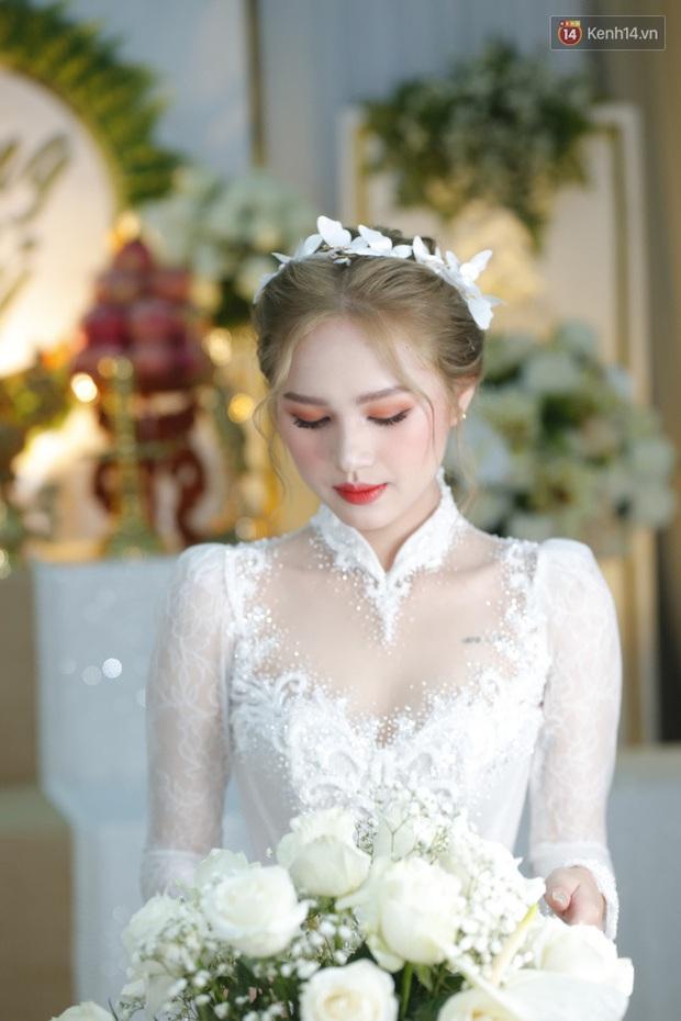 Nhan sắc Xoài Non trong ngày về làm dâu nhà streamer giàu nhất Việt Nam, chỉ vỏn vẹn 3 từ: Đỉnh của chóp! - Ảnh 7.