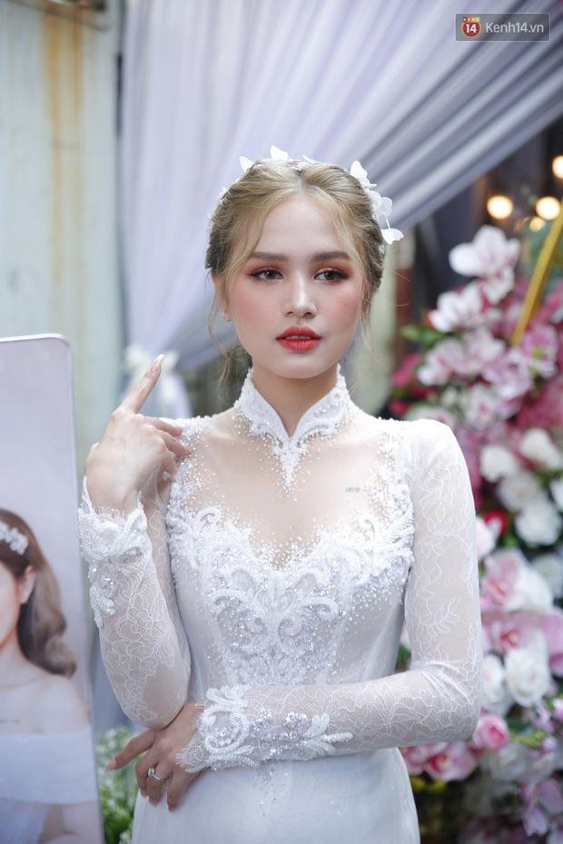 Nhan sắc Xoài Non trong ngày về làm dâu nhà streamer giàu nhất Việt Nam, chỉ vỏn vẹn 3 từ: Đỉnh của chóp! - Ảnh 10.