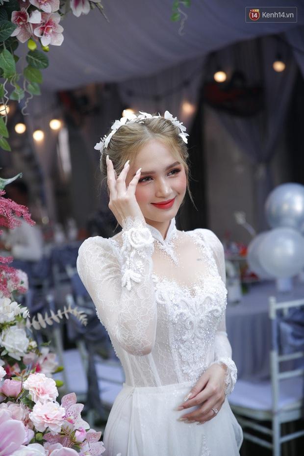 Nhan sắc Xoài Non trong ngày về làm dâu nhà streamer giàu nhất Việt Nam, chỉ vỏn vẹn 3 từ: Đỉnh của chóp! - Ảnh 11.