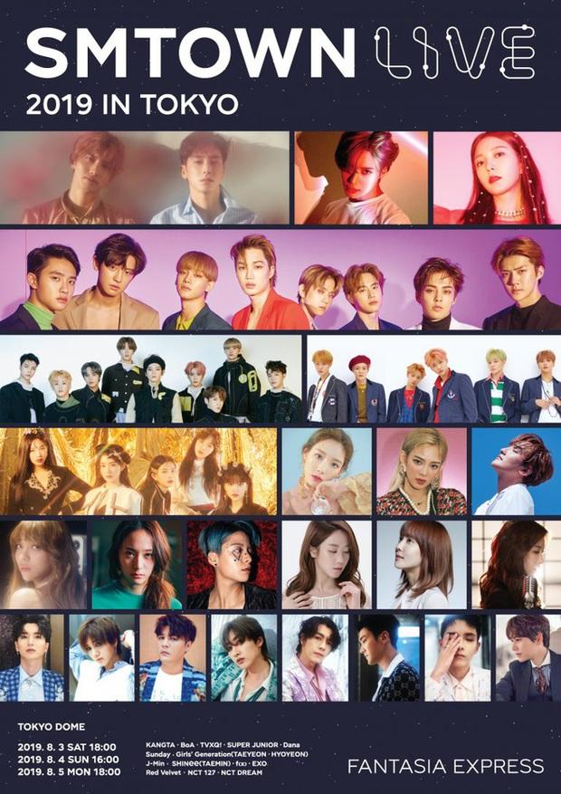 Giữa bão phản đối đêm nhạc Big Hit bán vé cắt cổ, Knet bồi hồi về concert nhà SM: Vé chỉ 600 nghìn mà mãn nhãn với loạt idol đình đám - Ảnh 3.