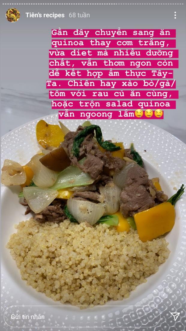 Loạt bữa tối giữ eo của các mỹ nhân Việt, muốn cân nặng giảm đẫm nhưng vẫn được ăn ngon thì bạn nên hóng ngay - Ảnh 1.