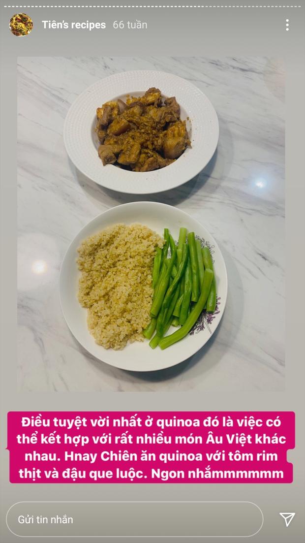 Loạt bữa tối giữ eo của các mỹ nhân Việt, muốn cân nặng giảm đẫm nhưng vẫn được ăn ngon thì bạn nên hóng ngay - Ảnh 2.