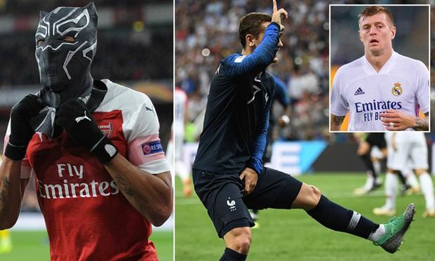 Dàn sao bóng đá đấu khẩu trên mạng vì những phong cách ăn mừng bàn thắng dị - Ảnh 1.