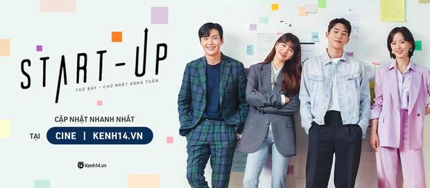 Vừa tỏ tình thất bại, nam phụ quốc dân Kim Seon Ho lại bị bóp cổ dọa giết ở Start Up tập 10 - Ảnh 8.