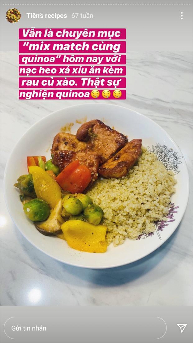 Loạt bữa tối giữ eo của các mỹ nhân Việt, muốn cân nặng giảm đẫm nhưng vẫn được ăn ngon thì bạn nên hóng ngay - Ảnh 3.
