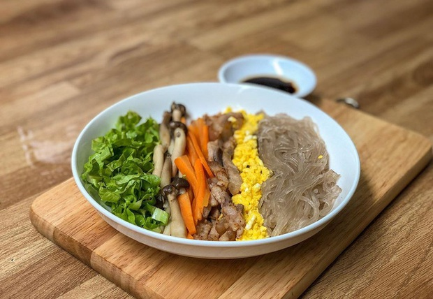 Loạt bữa tối giữ eo của các mỹ nhân Việt, muốn cân nặng giảm đẫm nhưng vẫn được ăn ngon thì bạn nên hóng ngay - Ảnh 5.