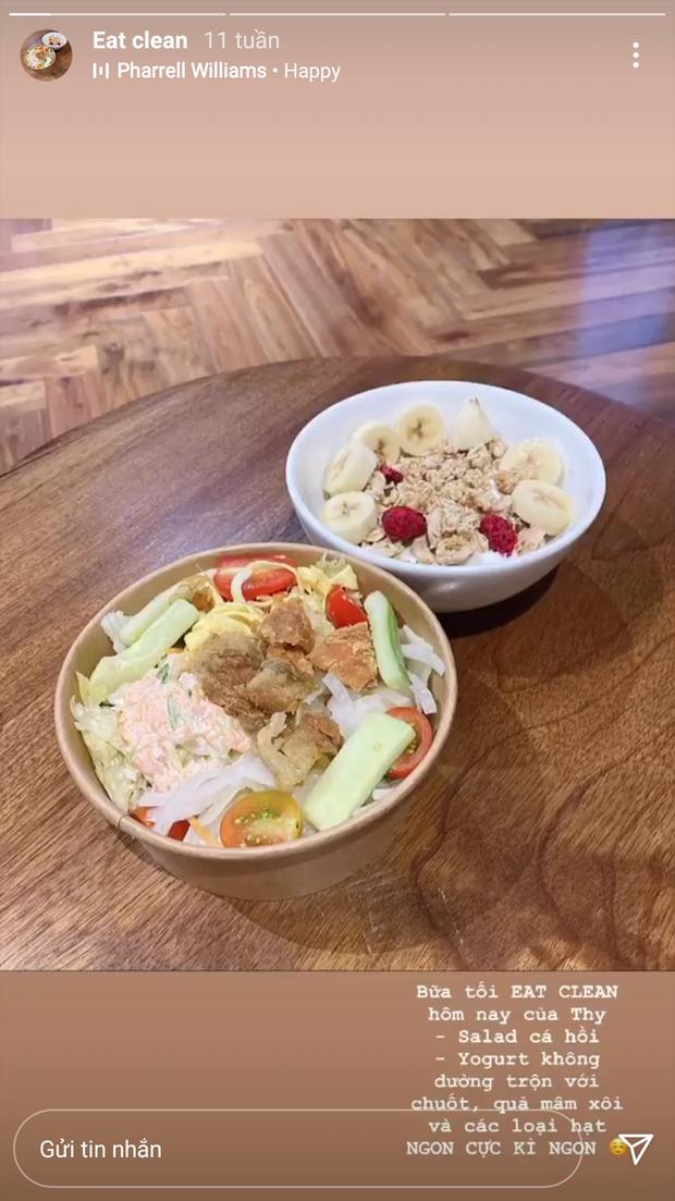Loạt bữa tối giữ eo của các mỹ nhân Việt, muốn cân nặng giảm đẫm nhưng vẫn được ăn ngon thì bạn nên hóng ngay - Ảnh 7.